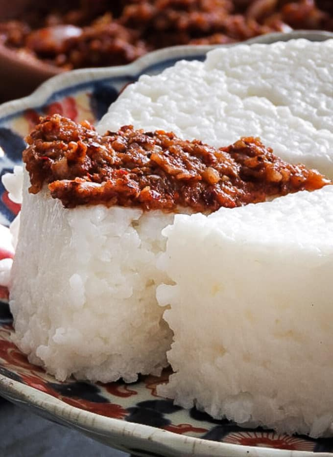 how-to-make-kiribath-milk-rice
