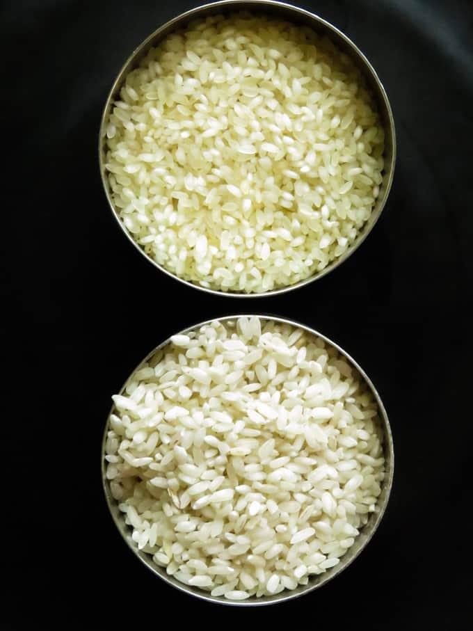 type of rice to make milk rice(kiribath).