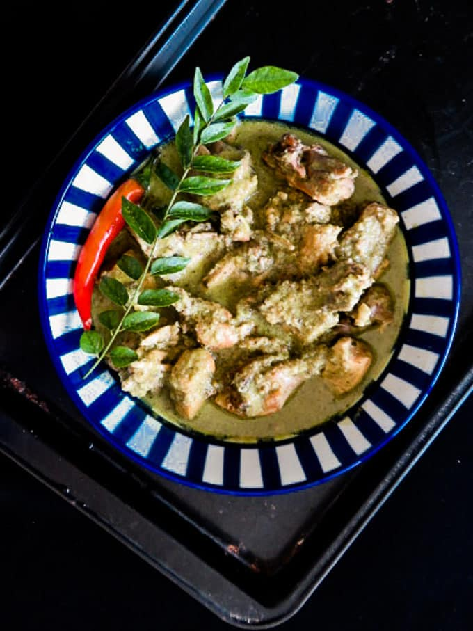 sri lankan green curry chicken-islandsmile.org-3