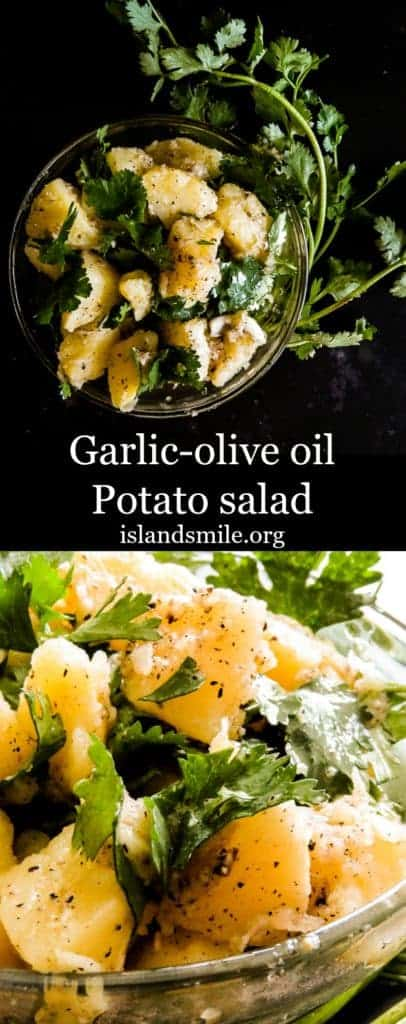 garlic-olive oil potato salad-islandmsile.org