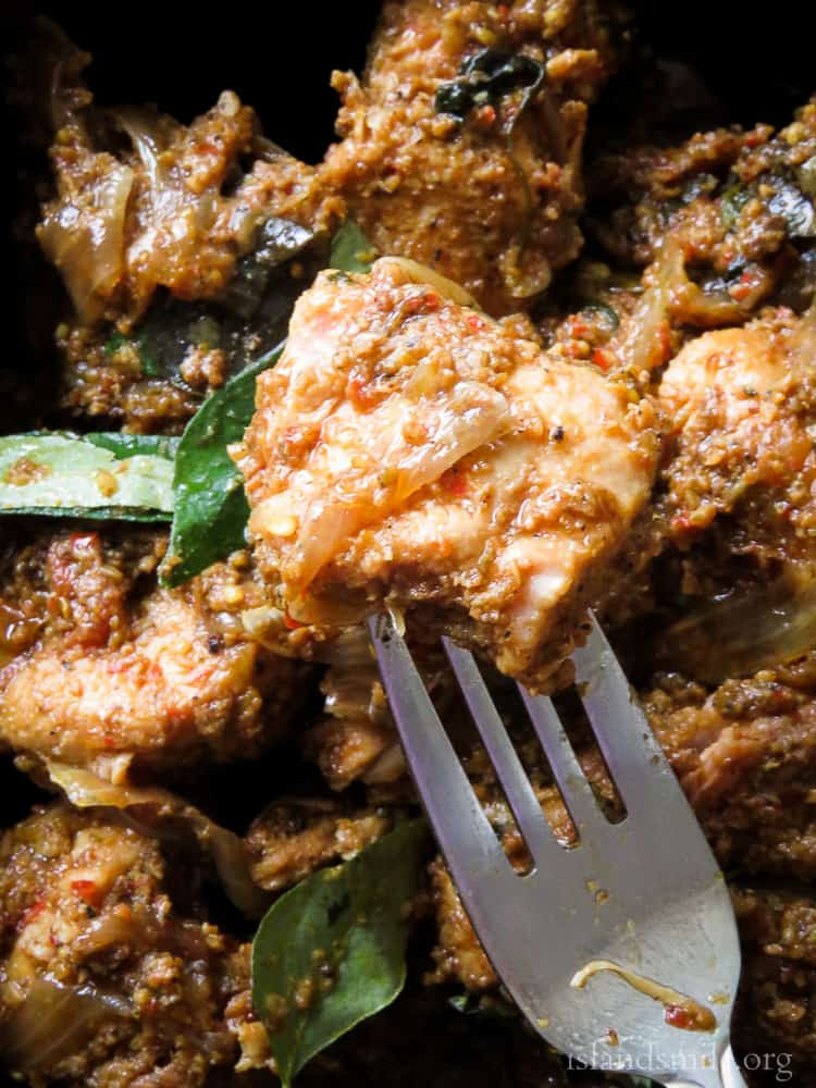 chicken chukka with sem gravy, delicious indian chicken curry.