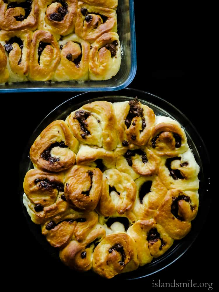 pull apart chocolate bread-islandsmile.org