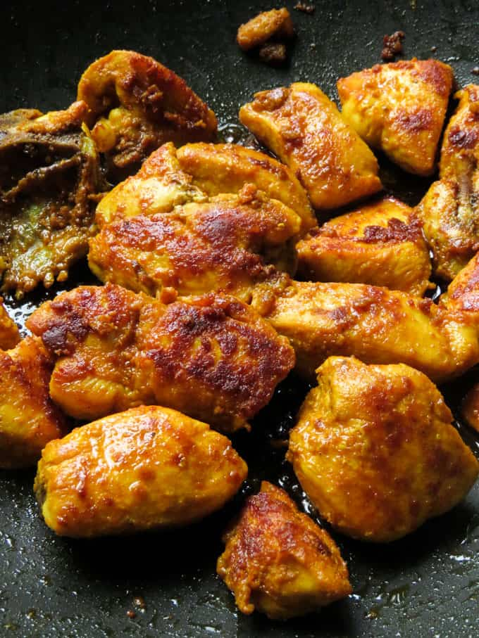 shallow fried chicken fordevilled chicken recipe
