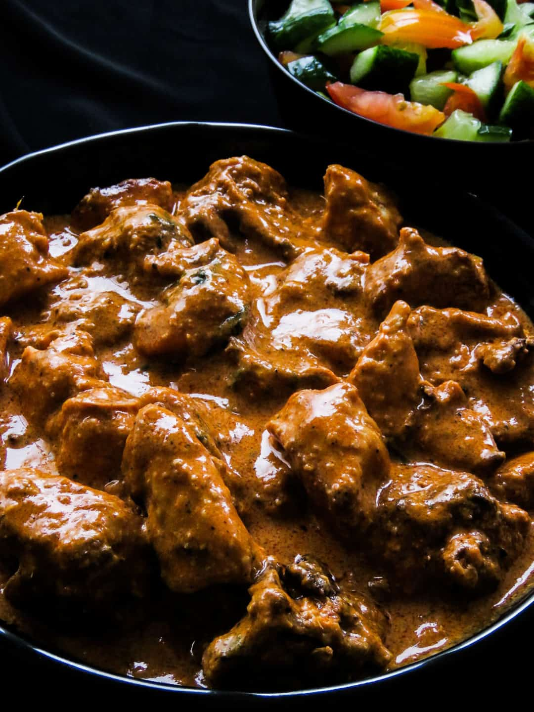 Creamy fragrant butter chicken indian murgh makhani island smile creamy fragrant butter chickenindian chicken makhani a step by forumfinder