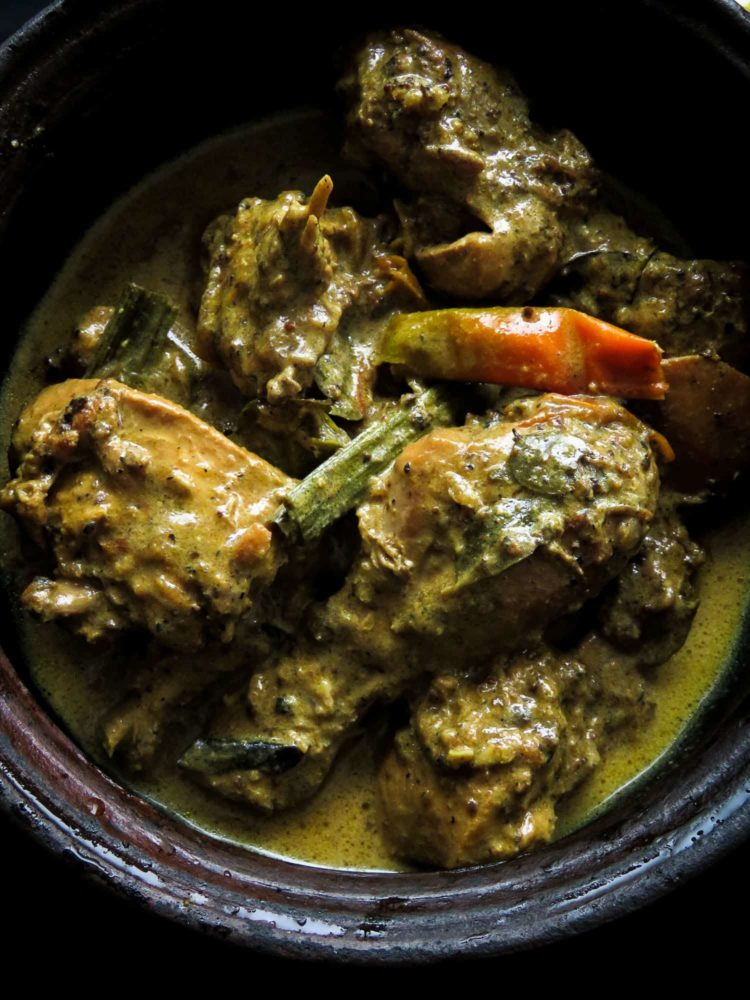 Sri lankan black pepper chicken curry island smile to the blog welcome and please use the search button to find recipes based on chicken i would highly recommend starting with baked one pot lemongrass forumfinder Images