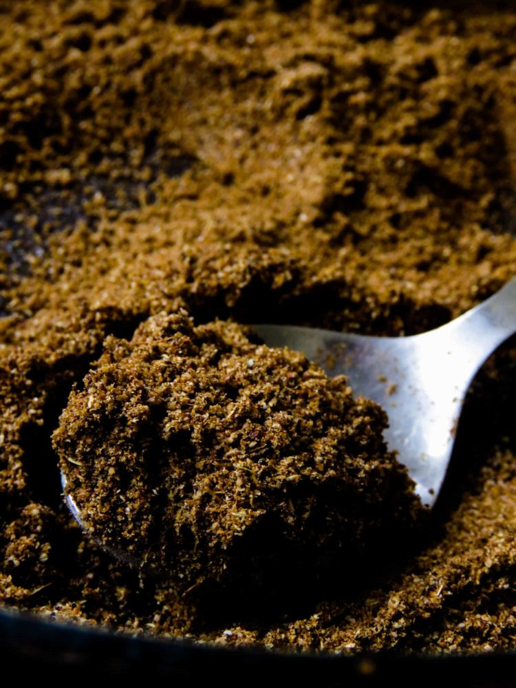 Indian homemade garam masala spice mix- stop using store-bought garam masala powder to cook your favorite Indian dishes, it's time you learned to make your own. it's more aromatic, flavorful and you'll never go back to buying the spice blend again.