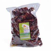 Leeve Dry Fruits Fresh Dried Kashmiri Chilli - 100 Gms