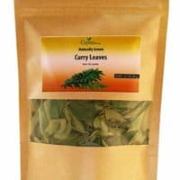 Naturally Grown Curry Leaves Whole Air Dried 0.7 oz