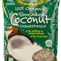 Let's Do Organics Organic Shredded Coconut, 8 Oz