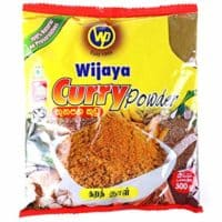 Wijaya Products Sri Lankan Curry Powder 500g (1.1lbs)