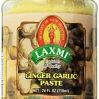 Laxmi Traditional Indian Ginger Garlic Cooking Paste - 24oz