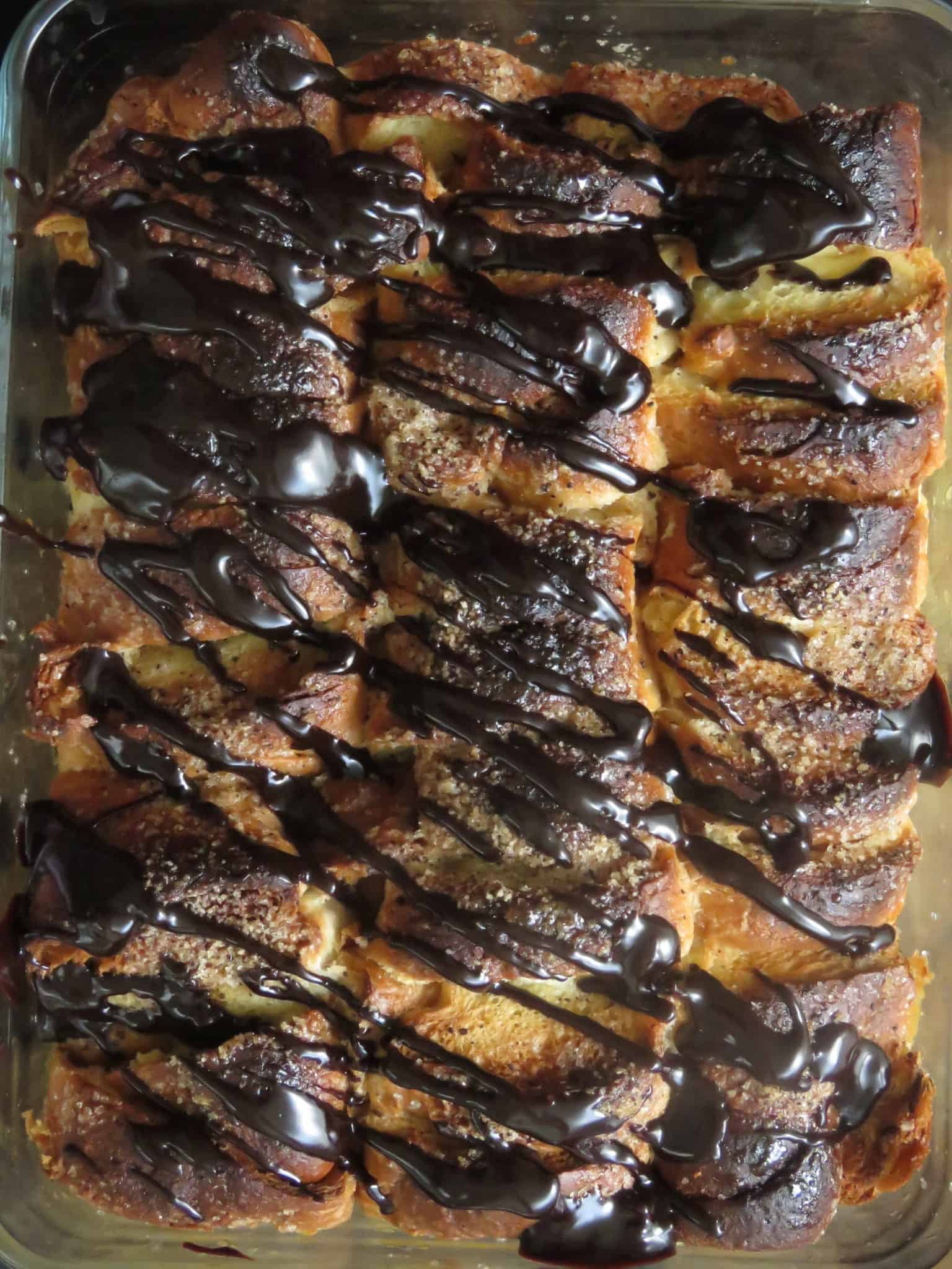 kibula banis bread pudding image.