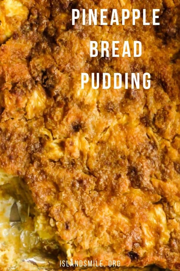 Easy Pineapple bread pudding. If you are looking for an easy dessert for the holiday season(Ramadan, Christmas or thanksgiving)then this pineapple dessert recipe is going to make your cooking easier.