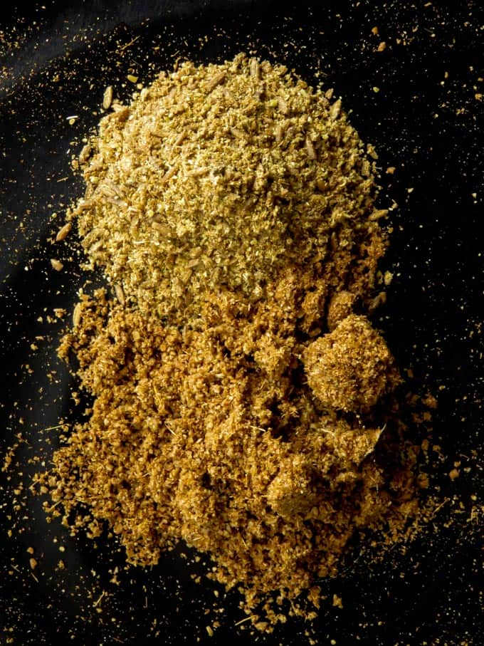difference between homemade and store bought cumin powder.