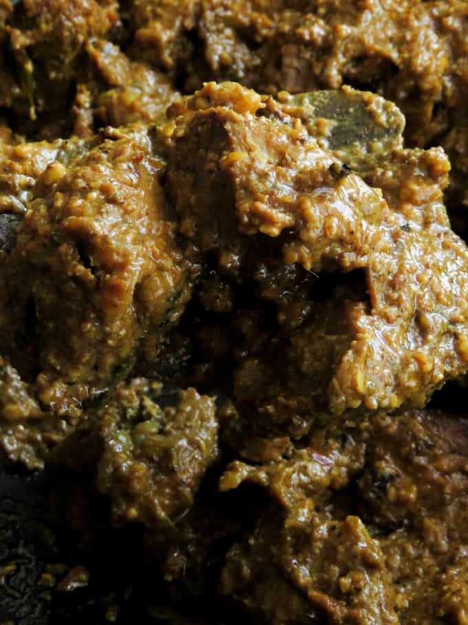 Indian beef korma recipe.