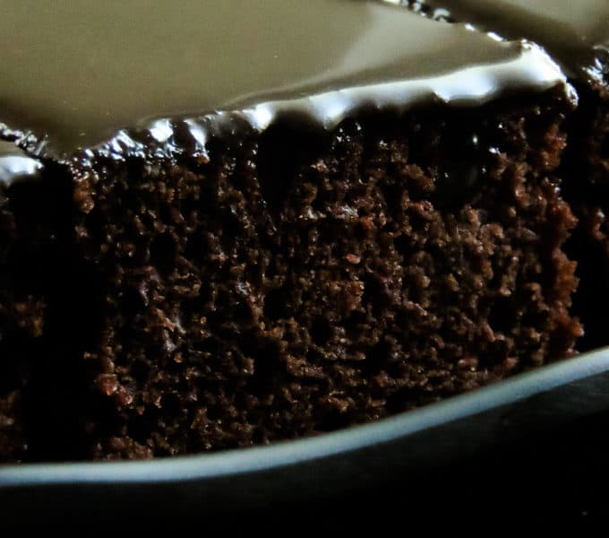 crazy chocolate cake recipe